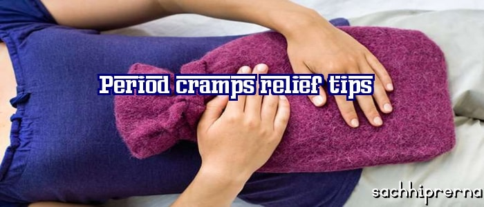 Period cramps relief