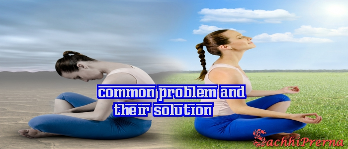 common problems in meditation