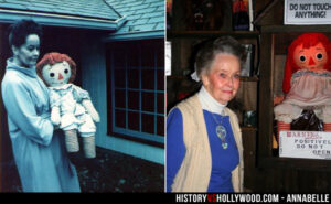 haunted doll and ed warren