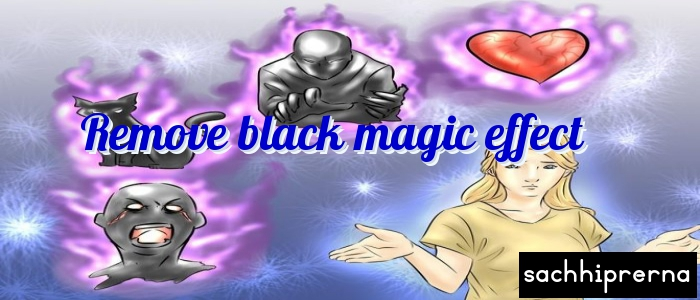 remove vashikaran and black magic effect