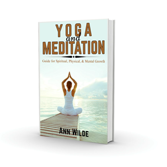 yoga and meditation book