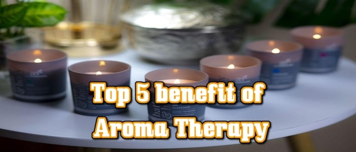 benefits of aroma therapy